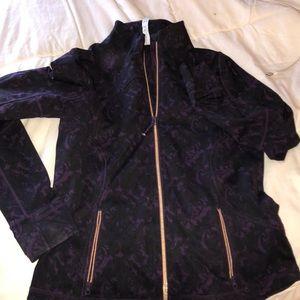 Jackets & Blazers - lulu lemon fitted jacket